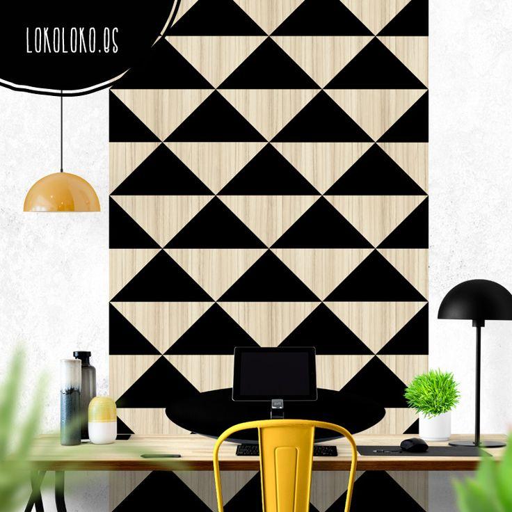 97 best madera vinilos para muebles images on pinterest for Vinilos para muebles de madera