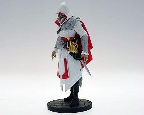 Assassin's Creed — Ezio, Кредо убийцы — Эцио, коллекционная статуэтка