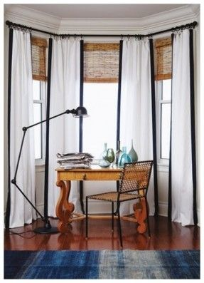 Window Treatment Inspiration - Nomad Luxuries