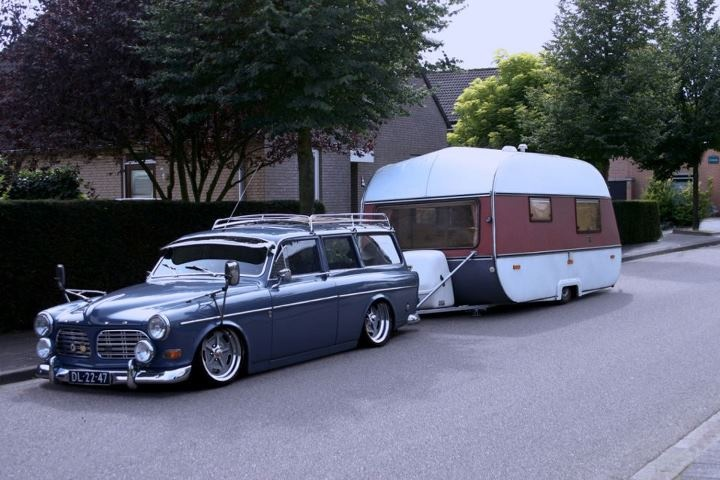 trailer: Photos Galleries, In Style, Volvo Amazons, Sweet, Campers Trailers, Vintage Houses, Travel Trailers, Cars Tunes, Nice Cars