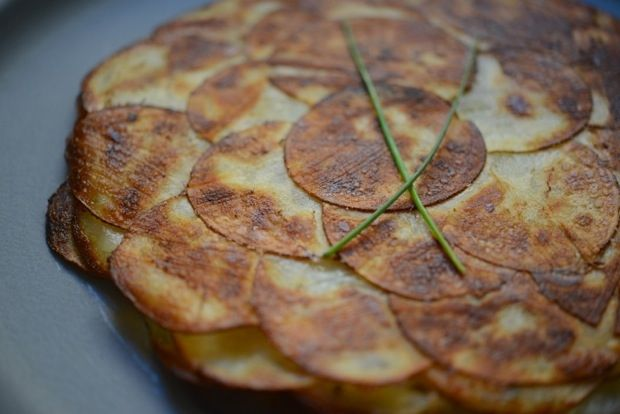 potato galette | veg's | Pinterest