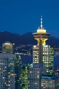 Where to See the Best Views of Vancouver, BC: The Lookout at the Harbour Centre - Downtown Vancouver