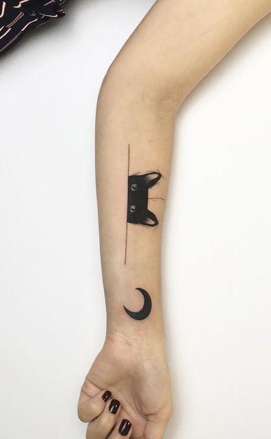 97 tatuagens femininas de gatos!