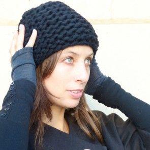 Kit tricot by WoolKiss : Bonnet tricot débutant