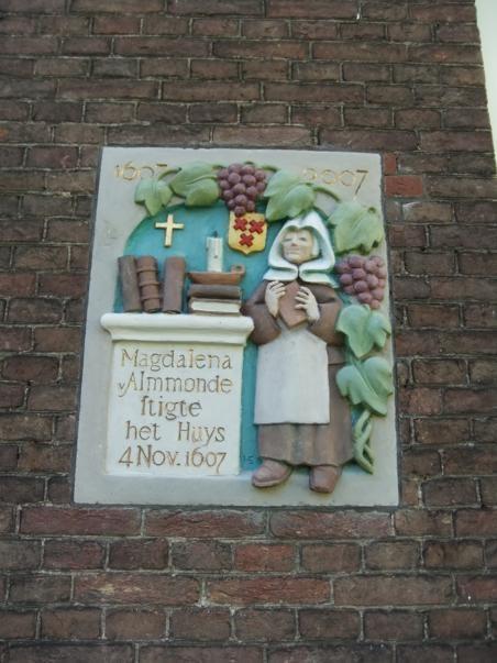 Delft - Hofje van Almonde