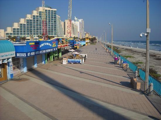 Daytona Beach Florida's Original Beach or better yet America's Original Beach. It's where the Daytona 500 originated, MTV Spring Break parties got their debut and is about to be t…