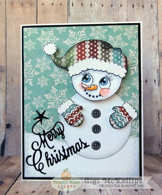 The Cricut Bug: PK Christmas Cards                                                                                                                                                                                 More
