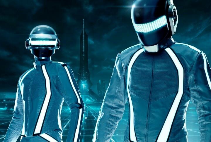 Tron Legacy: Daft Punk