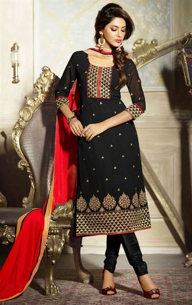 Casual Salwar Kameez And Pictures Of On Pinterest