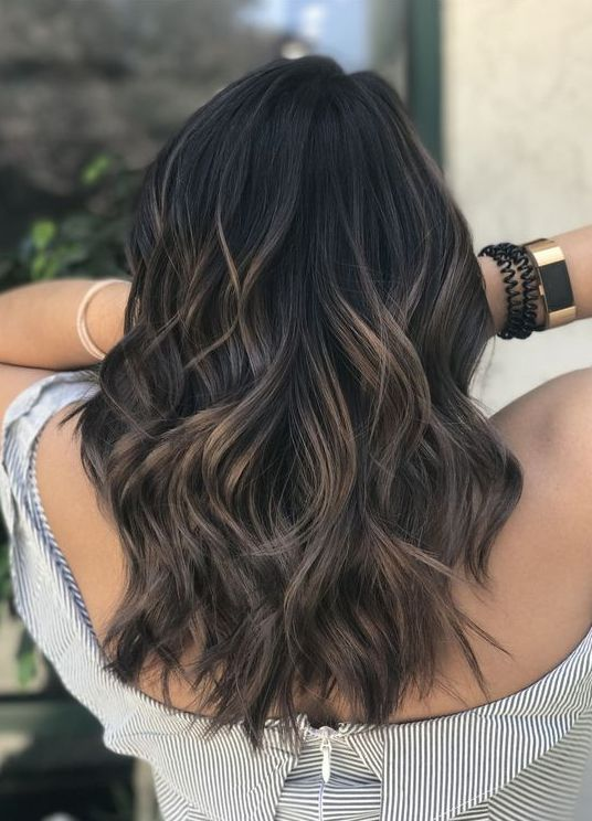 Pretty Style Ideas for Long Length Hair