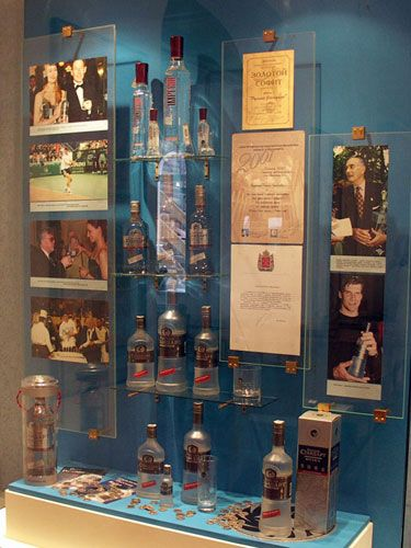 Vodka History Museum, Moscow