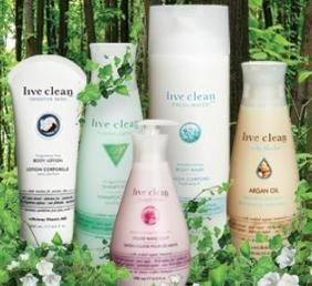Get your live clean coupons here.