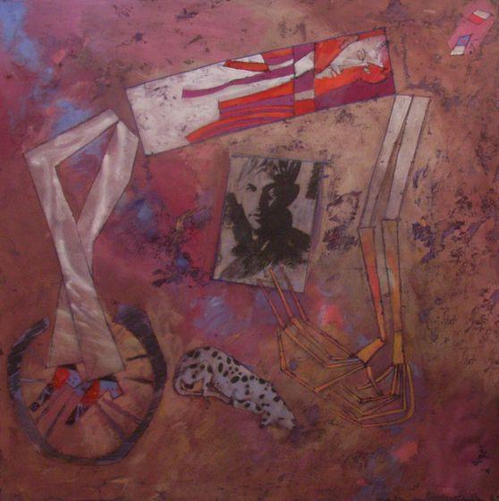 Painting by Robert Juniper