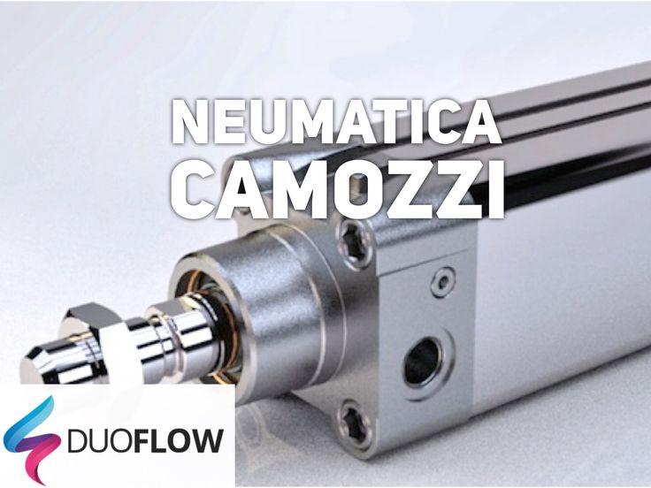 #neumatica #airecomprimido #camozzi #industria #duoflow #somosduoflow #cilindrosneumaticos