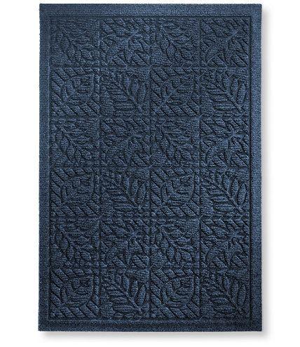 Waterhog Indoor Doormat Leaf Pattern Waterhog Mats
