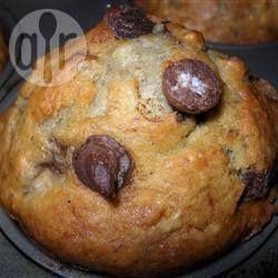 Muffins banane et chocolat @ qc.allrecipes.ca