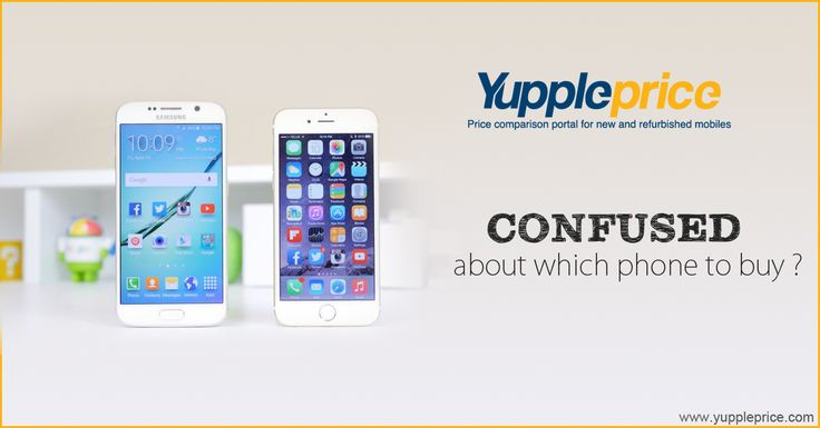 Confused about which #phone to buy? YupplePrice.com is the best platform to search and #comparemobiles!