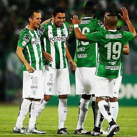 Atlético Nacional en la Libertadores 2016: -3 partidos -3...