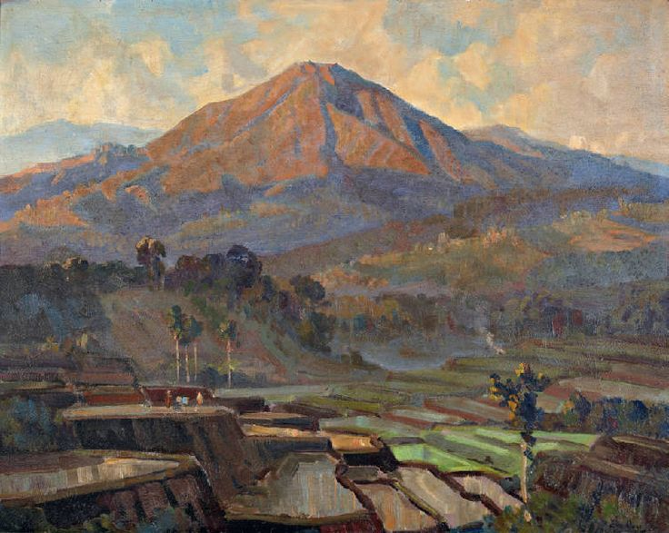 Ernest Dezentjé - Gunung Rakoetak, Madjalaya