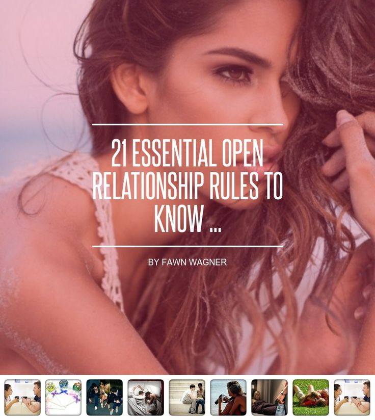 21 #Essential Open Relationship Rules to Know ... - Love