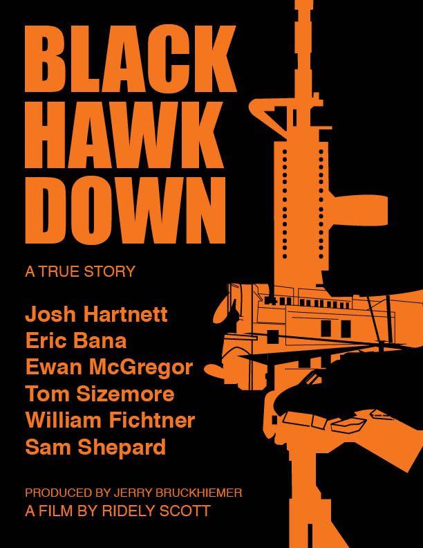 Black Hawk Down Book Review