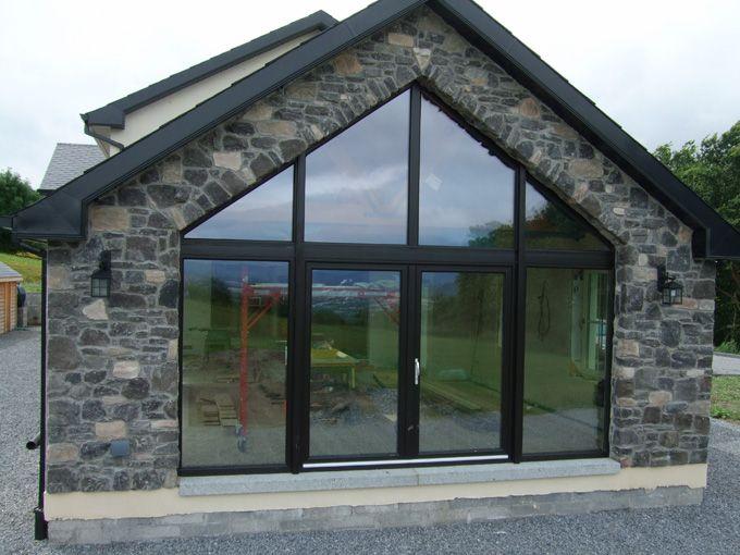 Stone facing and stone cladding Ireland, Century Stone Ireland - Stone Cladding (Exteriors)