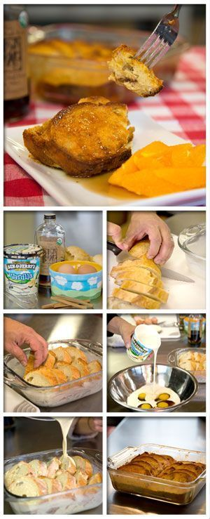 Ben and Jerry's Vanilla French Toast. I love melted ice cream cake so I will have to try this version of Daddy's Best