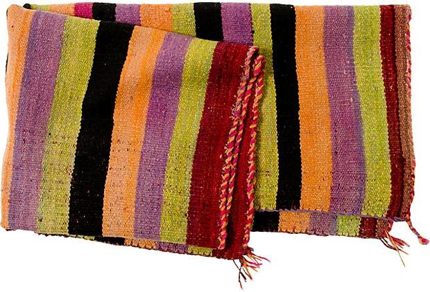 Vintage Bolivian Blanket III on OneKingsLane.com