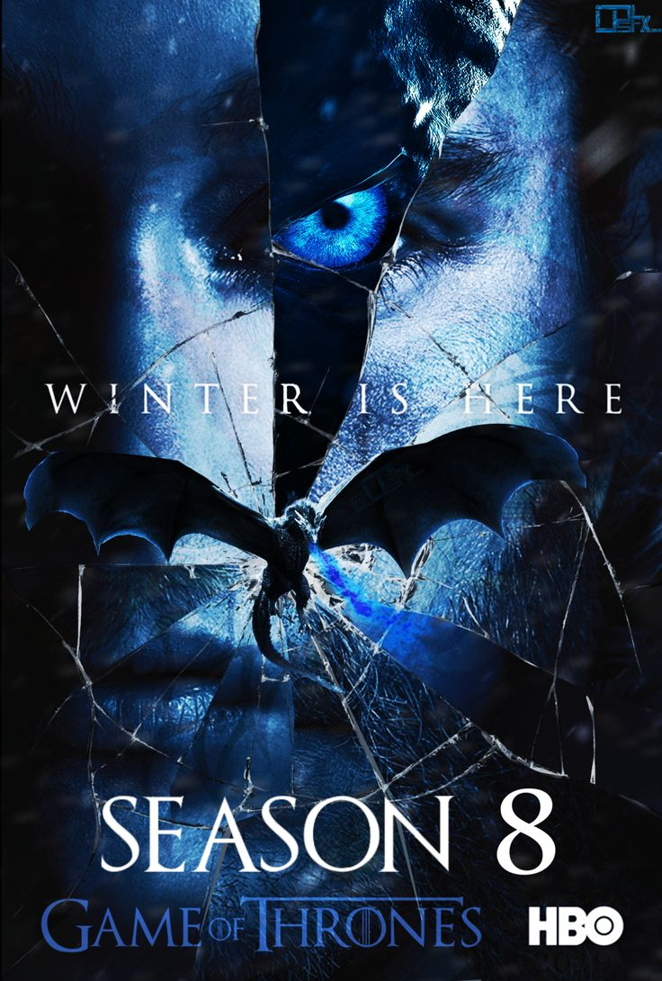 Game Of Thrones Poster Season 8 By Opsfx With Images Game Of
