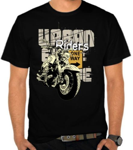Biker Casual Graphic Tees Men T Shirt Harley Motor Rider Chopper Multidesign | eBay
