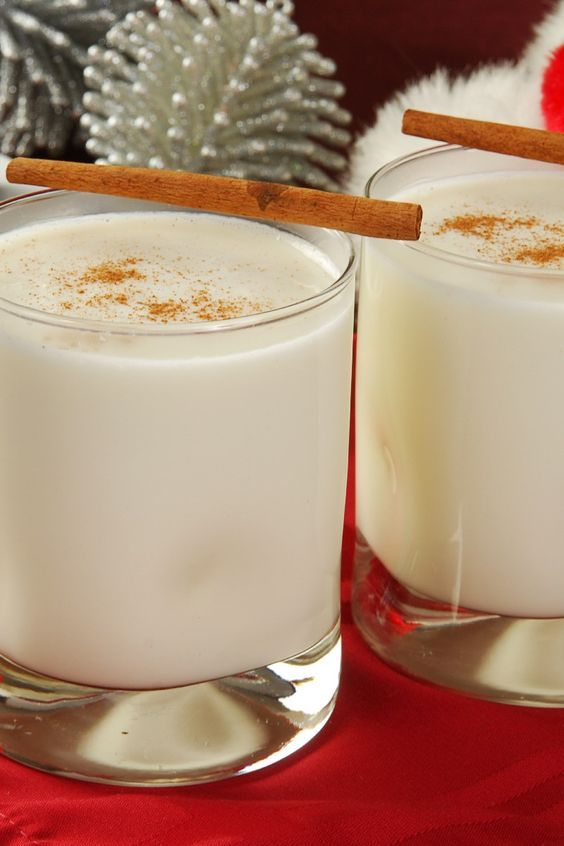 Coquito Recipe - a tropical twist on egg nog made with coconut!