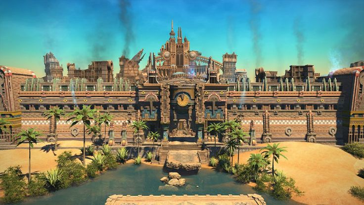 FFXIV's Final Fantasy Tactics dungeon looks perfect: I'm pretty excited for Final Fantasy XIV's 4.1 patch. Not only as a hardcore raider…