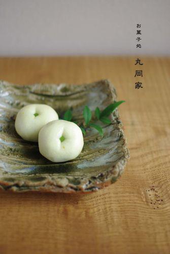 Japanese Sweets / 上用まんじゅう