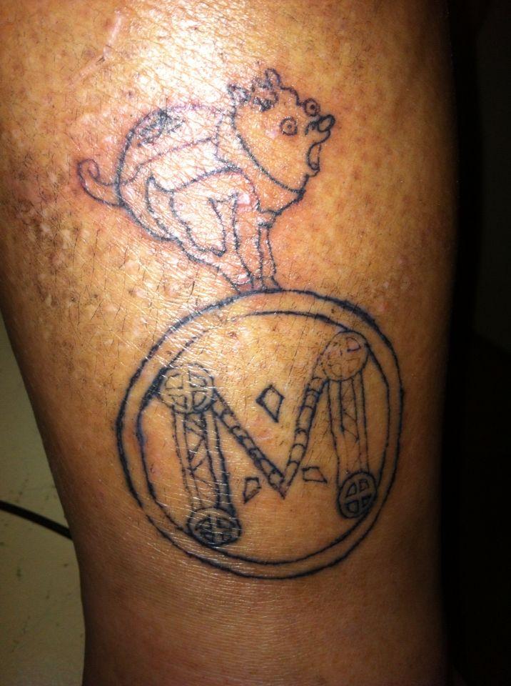 Il primo tatuaggio
