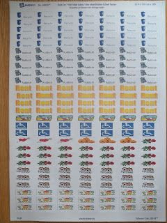Create your own planner stickers on Avery labels