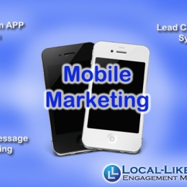 Go mobile with all your marketing!
