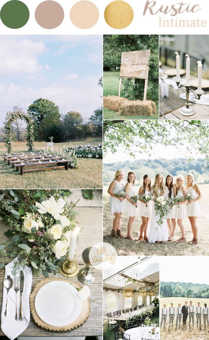 small intimate weddings southern california%0A Rustic   Intimate wedding in the woods   sodazzling com