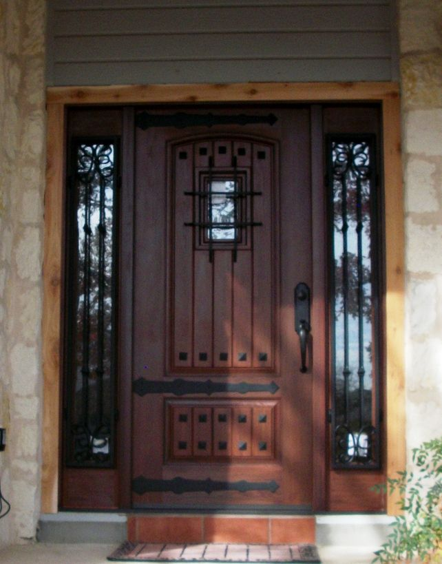 Fiberglass Entry Door Gallery