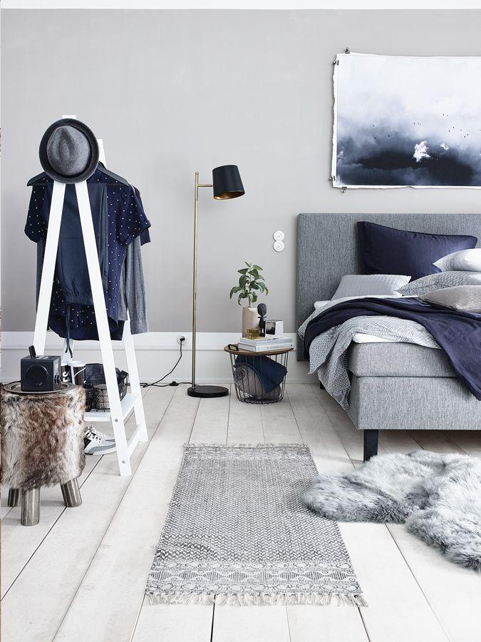 Superior Einfache Dekoration Und Mobel Zuhause Einen Kuehlen Kopf Bewahren #8: Kühle Farben U2013 Cool Und Trotzdem Gemütlich!