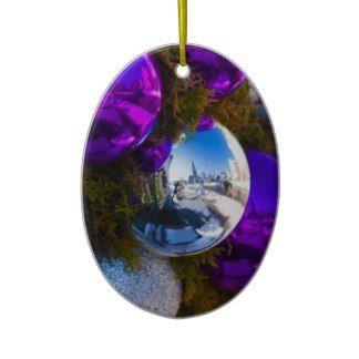 Christmas Baubles 2 Christmas Ornaments
