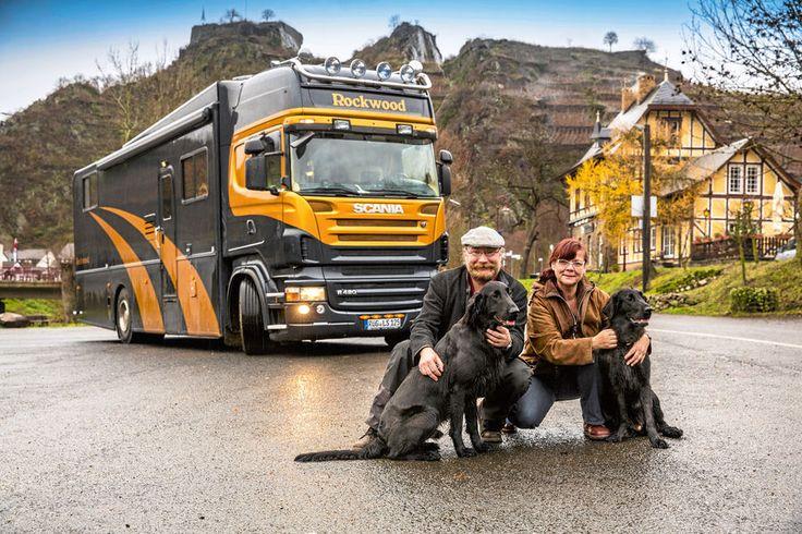13 best images about luxusliner luxus wohnmobile on - Landsberg mobel ...