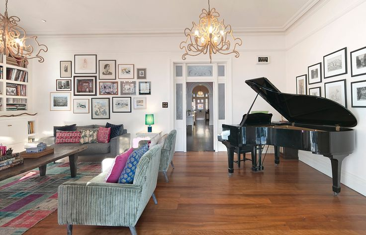 Stunning Victorian residence in blue-chip village enclave - 17 Toxteth Road Glebe at Pilcher Residential