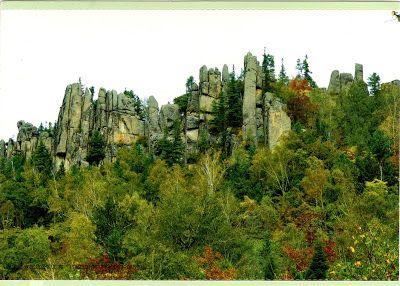 CHINA (Anhui) - Mount Huangshan (UNESCO WHS)