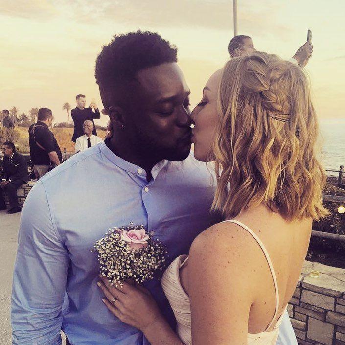 white girl dating black