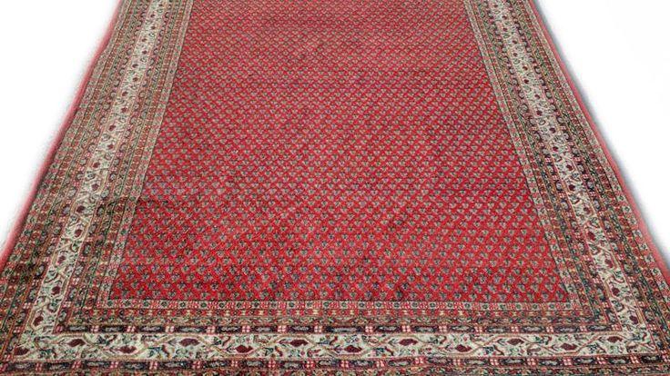 Fraai Rood Mir tapijt