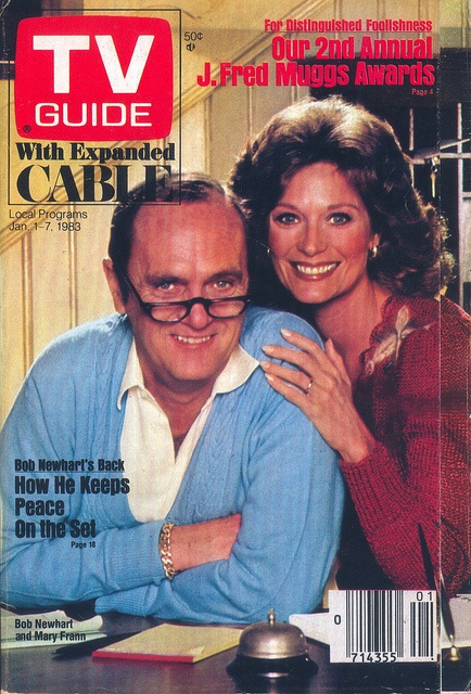 TV Guide #1553 by trainman74, via Flickr