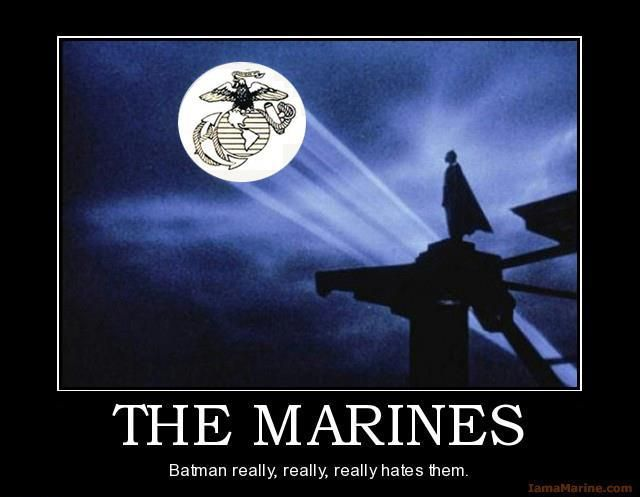 Respect and why the marine corps