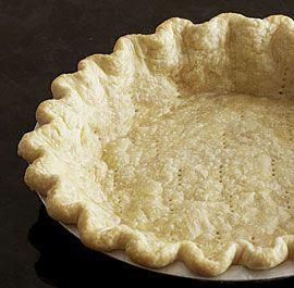 All-Butter Piecrust