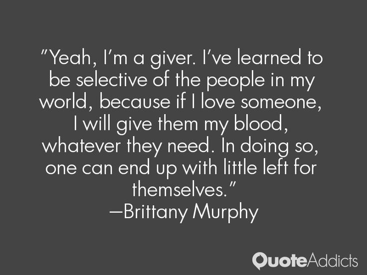 Brittany Murphy Quote