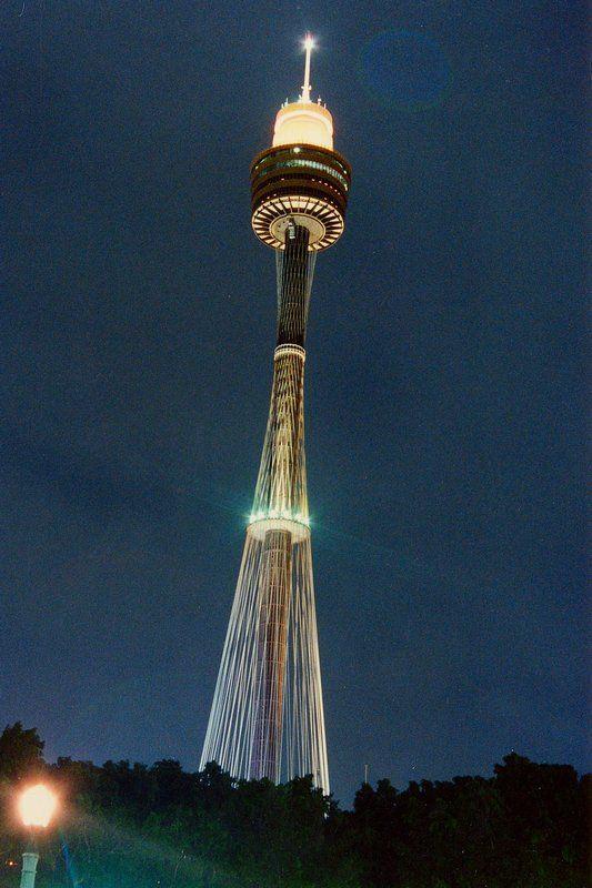 Centrepoint Tower Sydney Australia